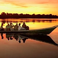 Amazon River Sunset.jpg