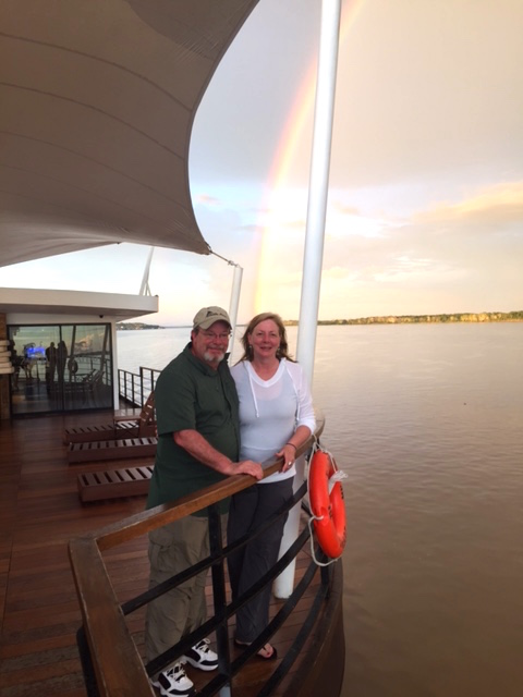 Zafiro Amazon Cruise Review