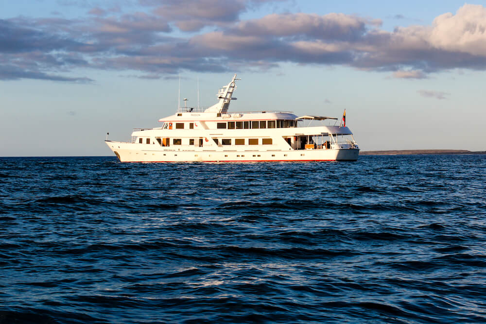M/Y Passion Galapagos Cruise