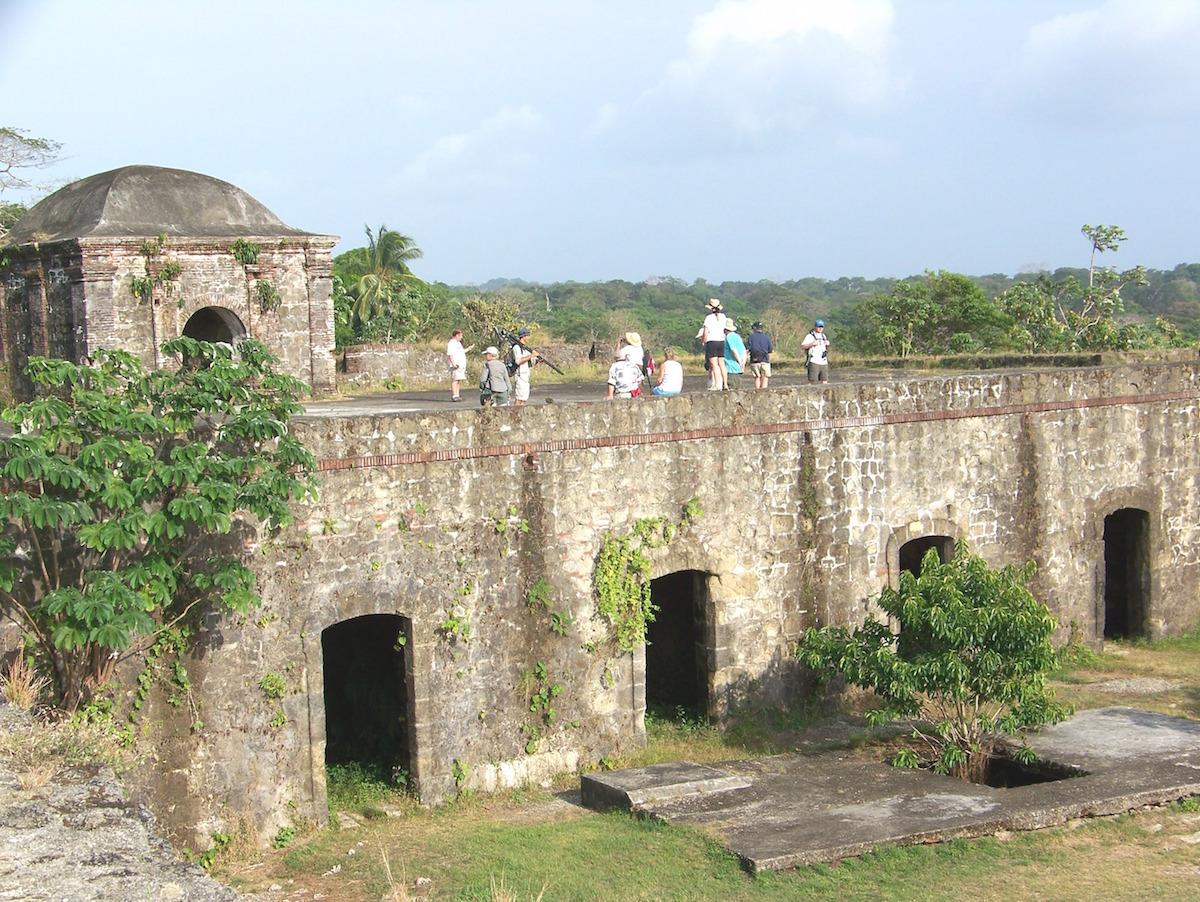 Charles River Fort