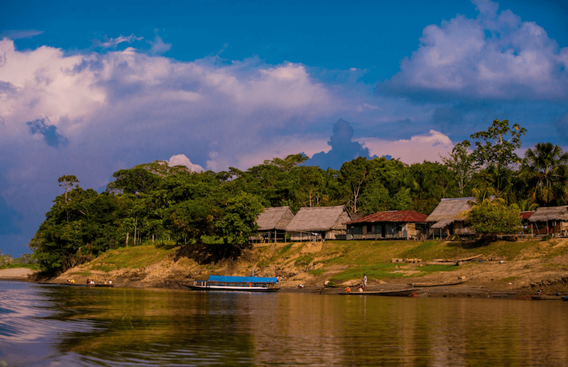 Nauta From IquitosNauta From Iquitos