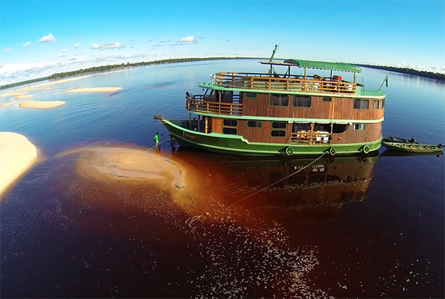 Kosher Meals can be ordered and delivered to your Amazon River Cruise.