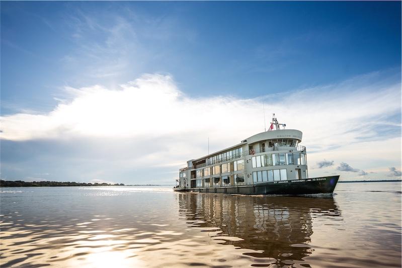 Delfin III Riverboat