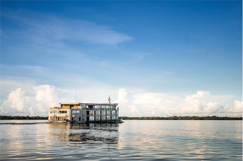 Delfin III Amazon Cruise