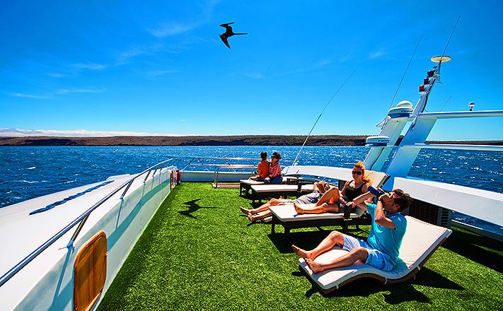 Anahi Galapagos Cruise