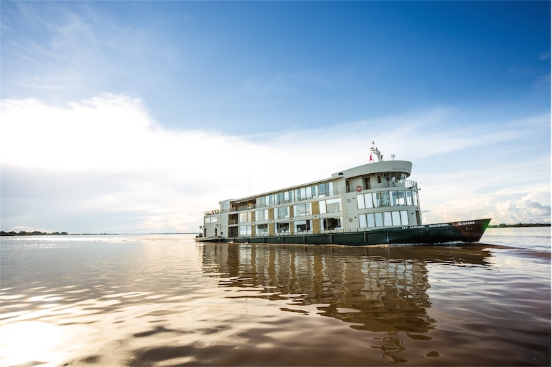 Delfin III 5-Day Cruise