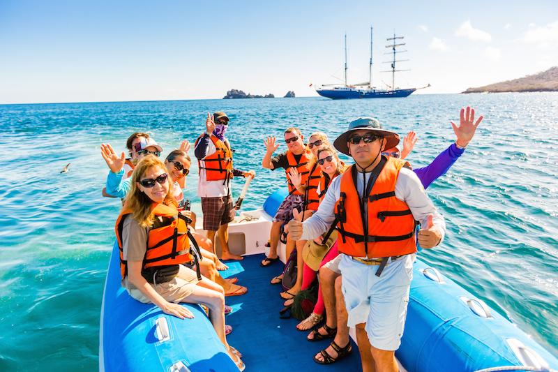 Family Galapagos Cruise Spring Break