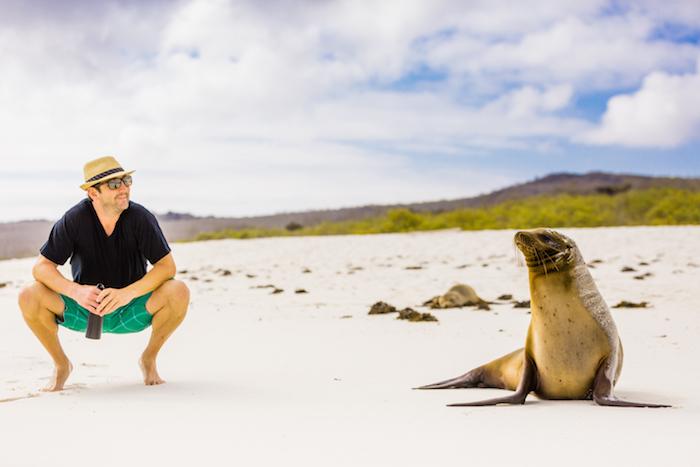 Galapagos Luxury Honeymoon