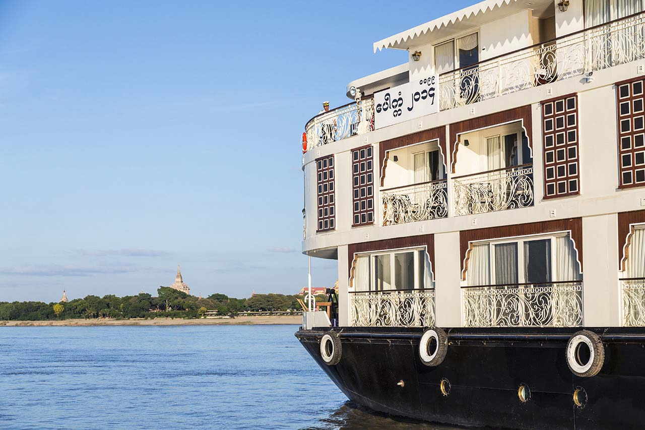 Luxury Irrawaddy Cruise