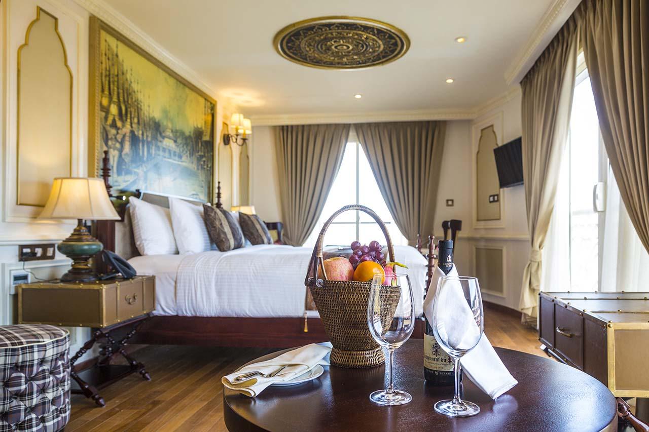 Mandalay Suite Irrawaddy Cruise