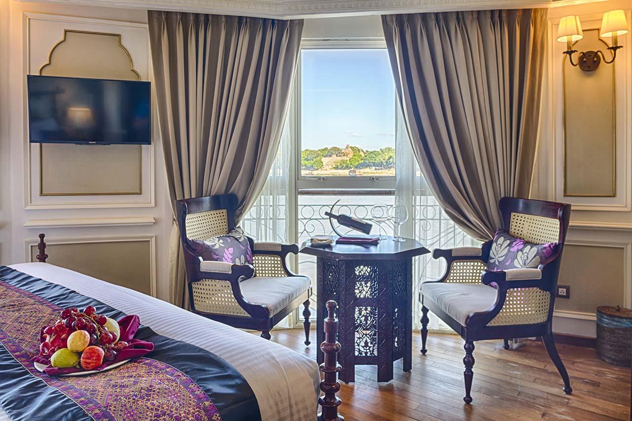 Kipling Suite Irrawaddy Cruise