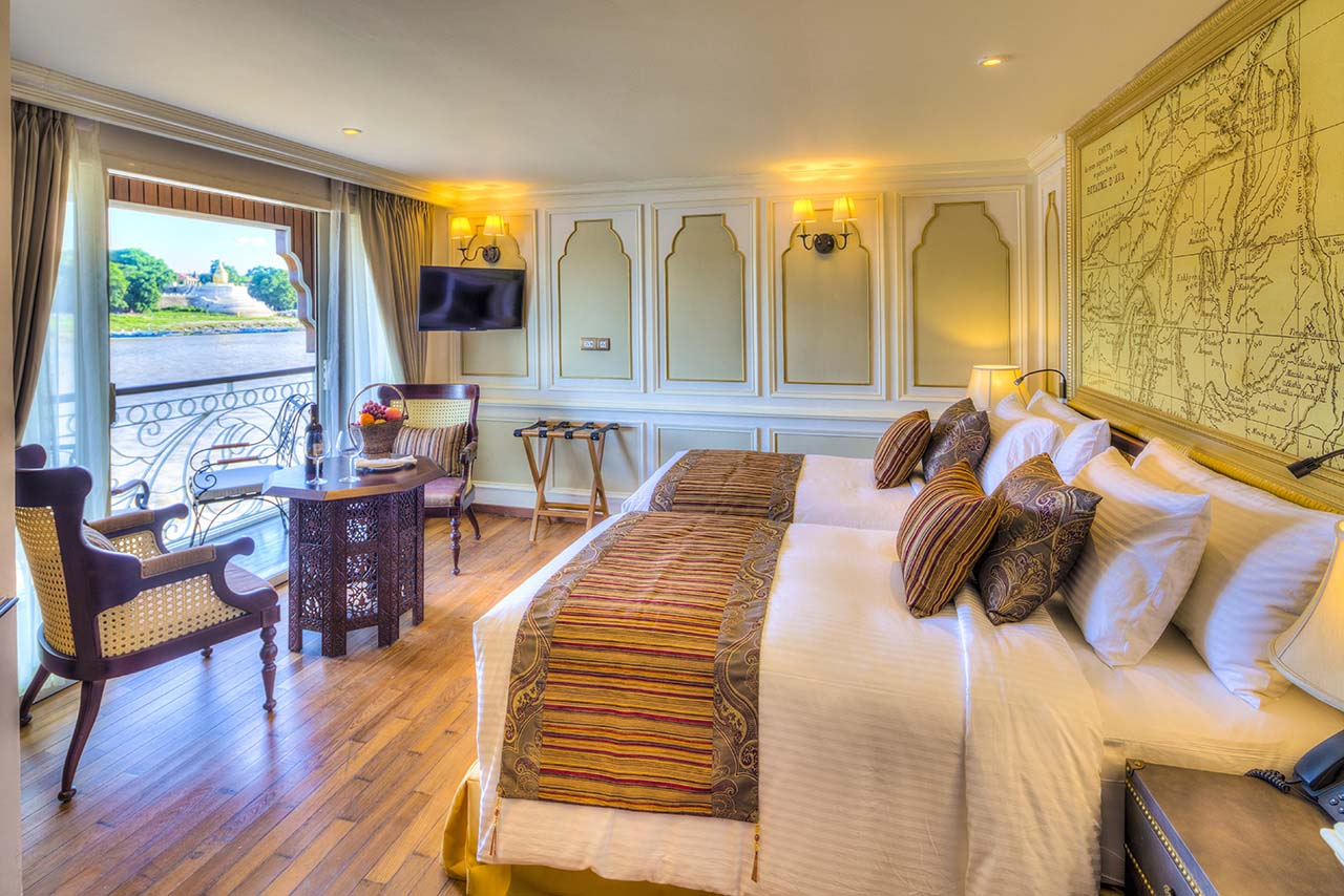 Orwell Suites Irrawaddy Explorer Cruise