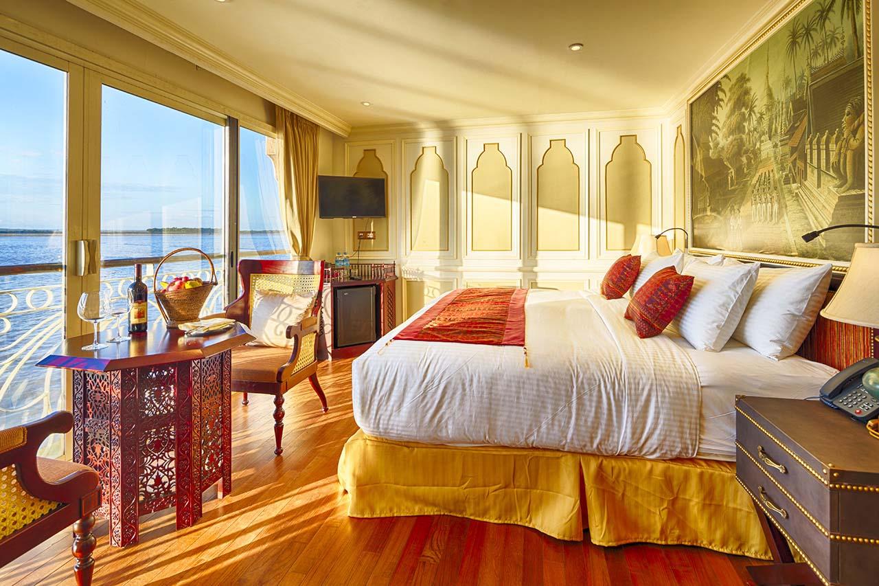 Irrawaddy Explorer Cruise Suites
