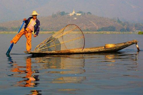 Myanmar Destinations Inle Lake