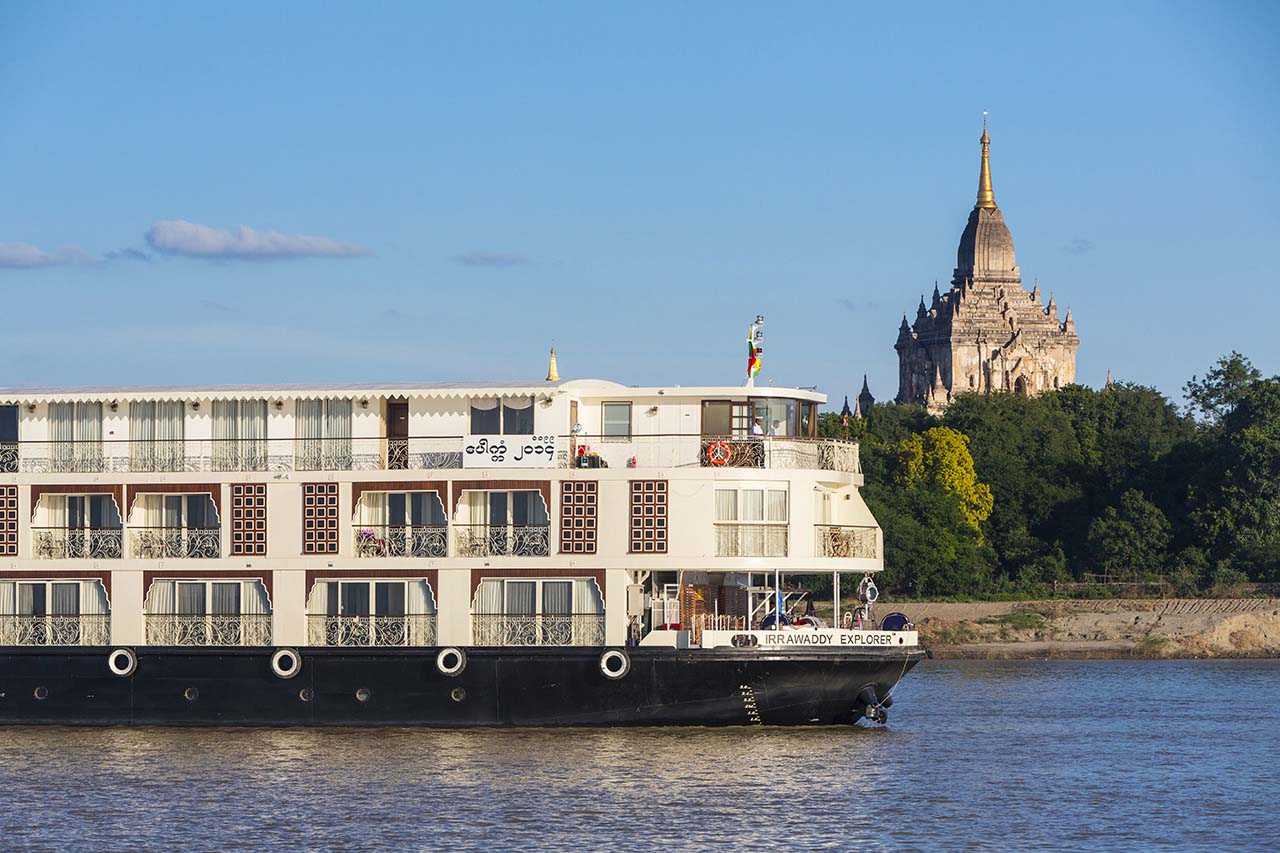 Irrawaddy Explorer Cruise