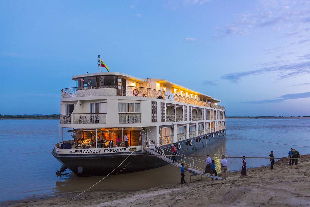 Irrawaddy Explorer Cruise Prices 2017