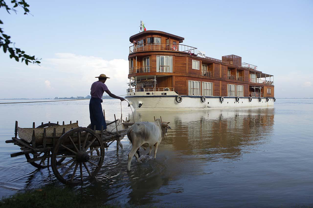 Paukan 2012 Myanmar Cruise