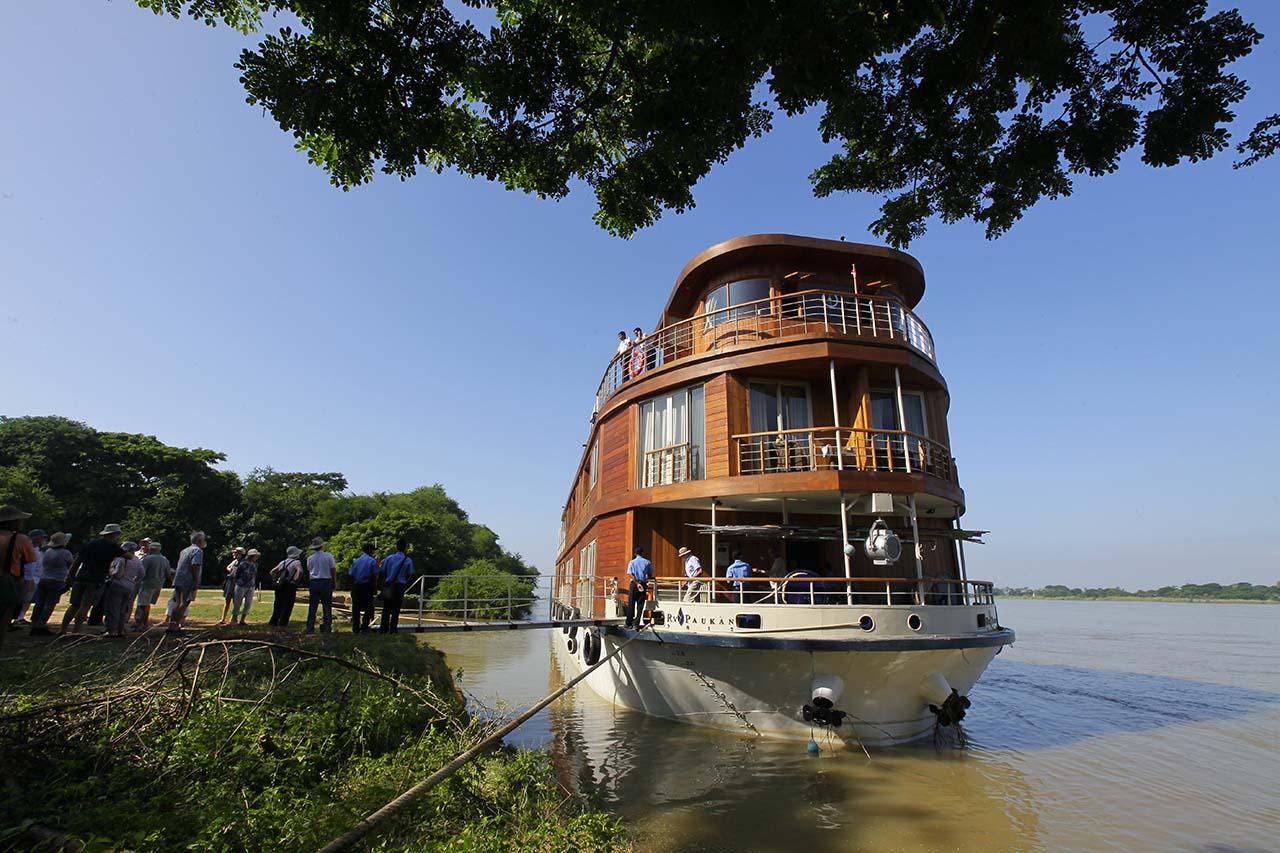 Paukan 2012 Cruise