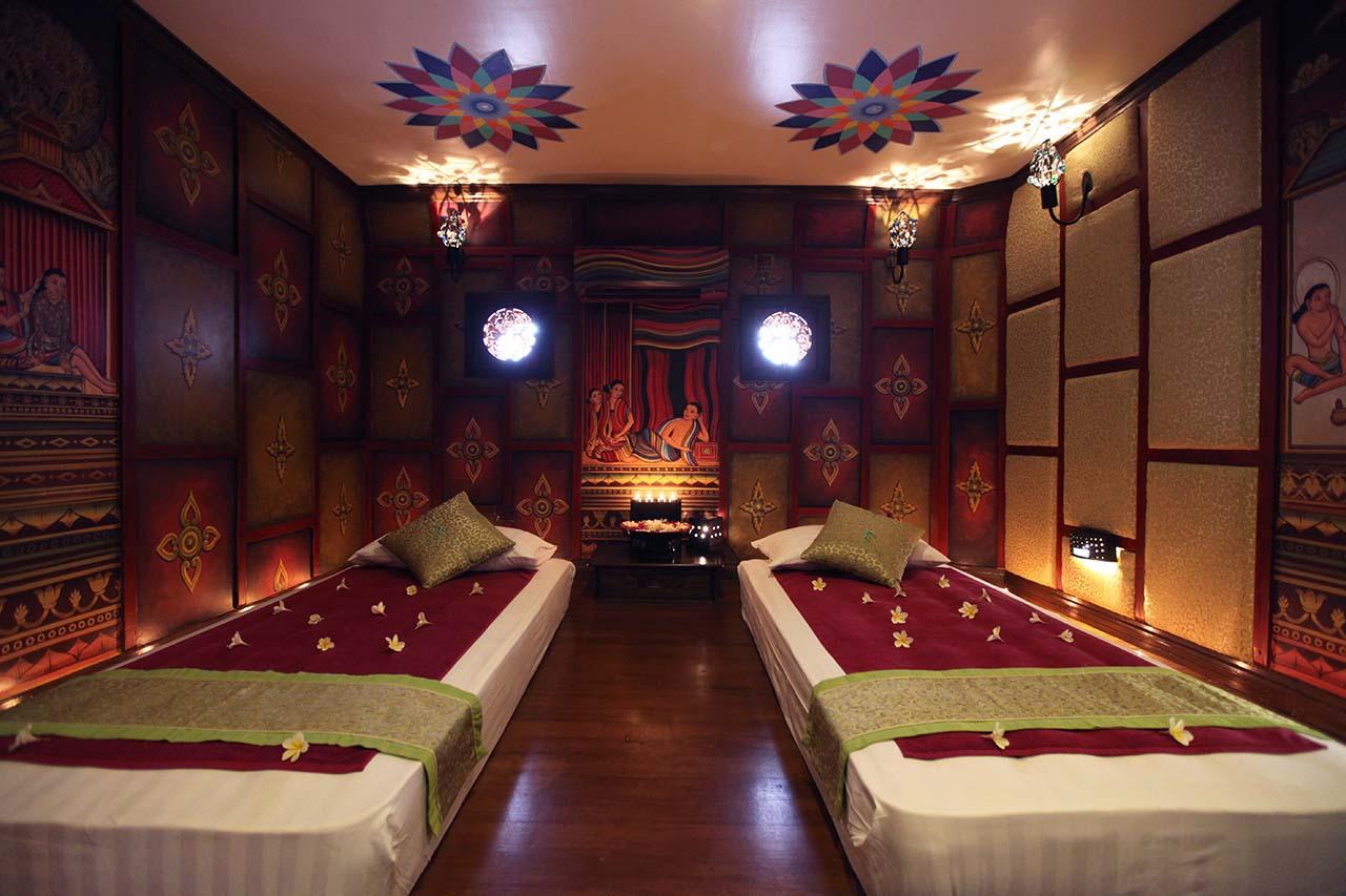 Paukan 2007 Myanmar Cruise Spa