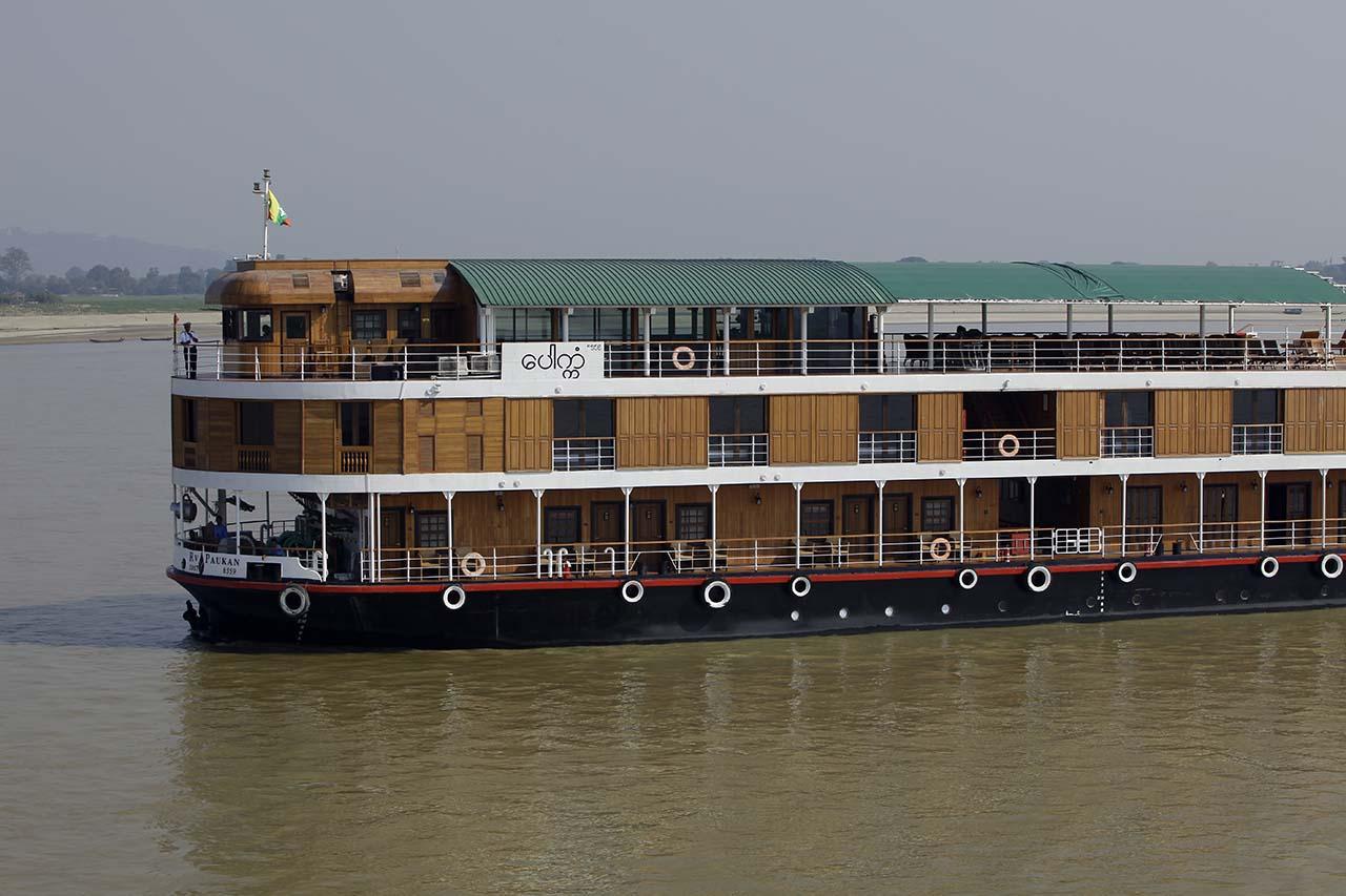 Paukan 2007 Myanmar Cruise