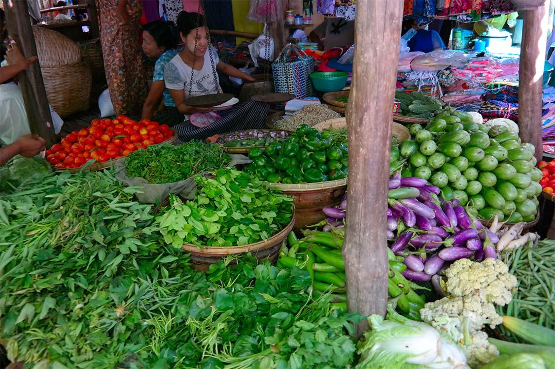 Food Tour Myanmar