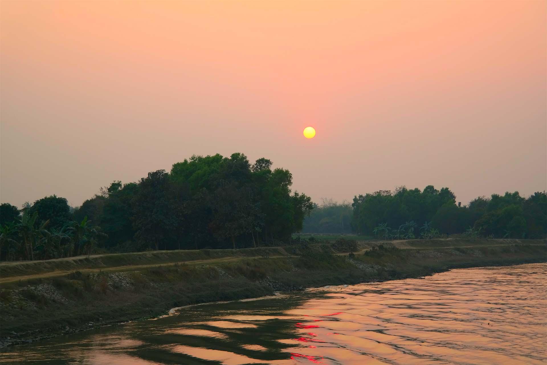 Travel Seasons Myanmar