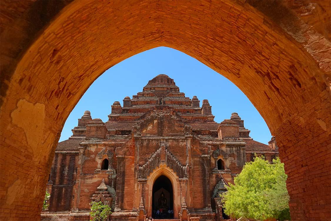 Dhammayangyi Temple - Bagan, Myanmar (Burma)