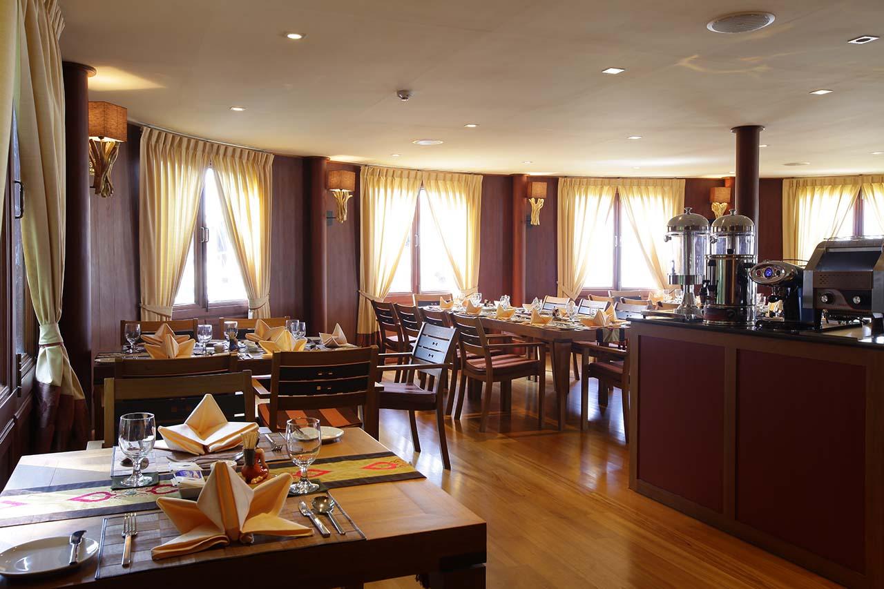 Dining Room - Paukan 2012