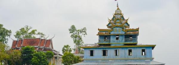 Aqua Mekong Cruise Itinerary