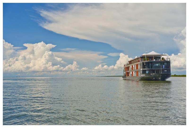 Downriver Aqua Mekong Cruise Itinerary