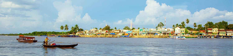 Cruises on the Mekong River