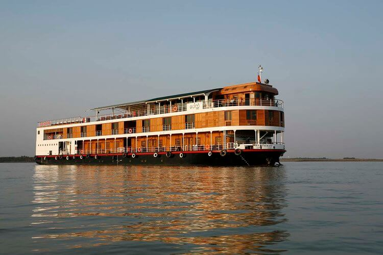 Irrawaddy River tours