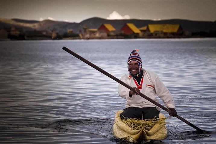 Tour Lake Titicaca Peru