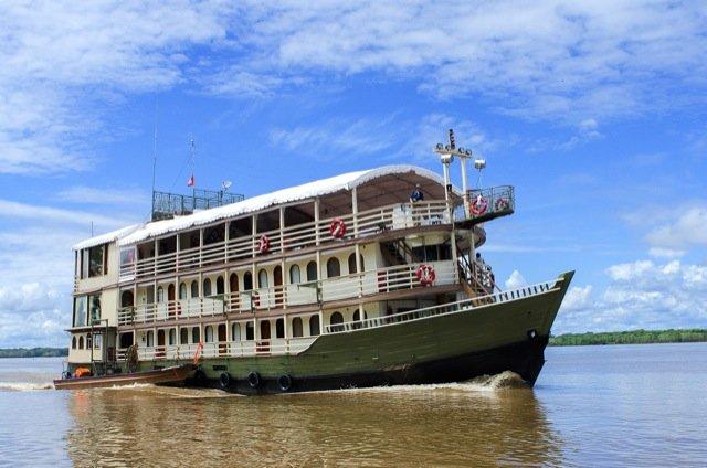 Amatista Amazon Cruise