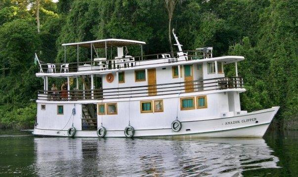 Amazon Clipper Cruise