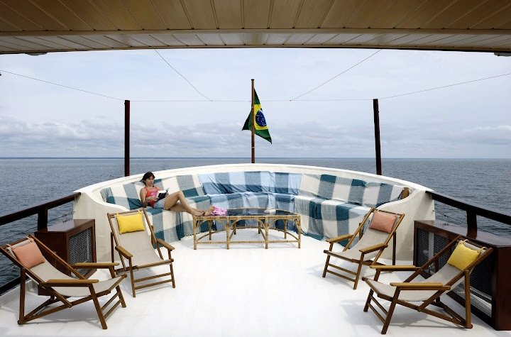 Amazon Dream Sun Deck
