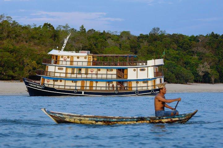 Brazil Amazon River Cruise