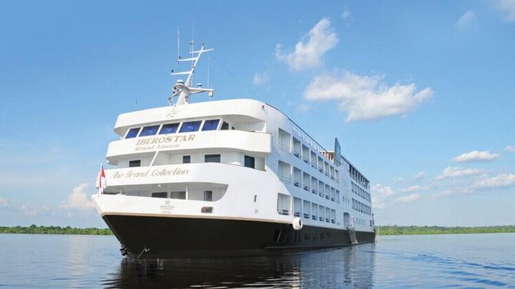 Iberostar Amazon Cruise Boat