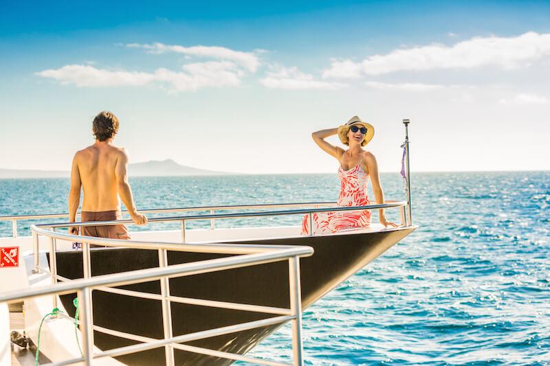 Petrel Luxury Galapagos Cruise