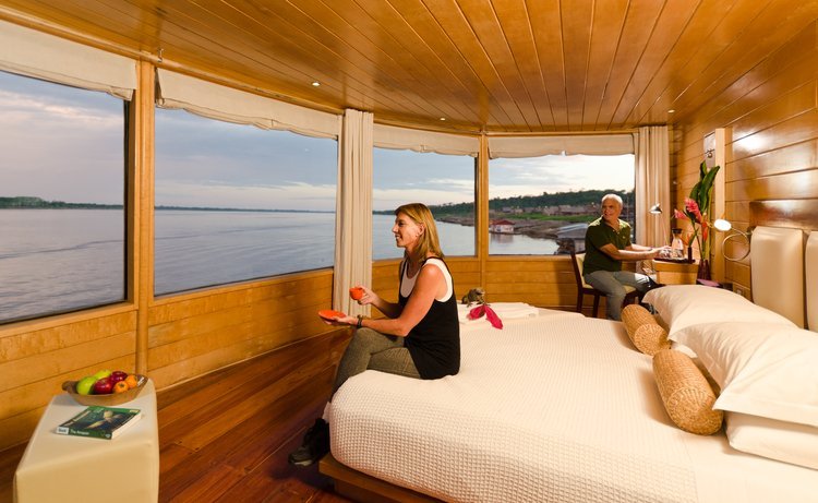 Delfin II Amazon Cruise Suite