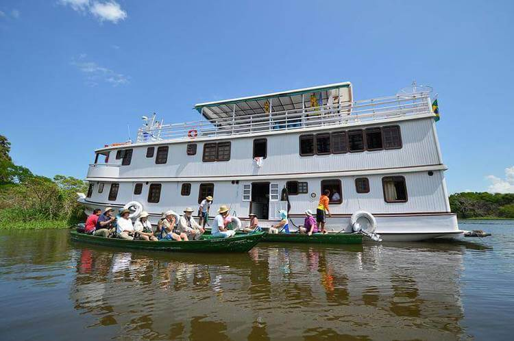 Iracema Amazon Riverboat