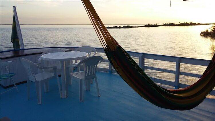 Lo Peix Amazon River Cruise