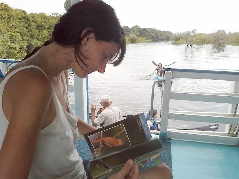 Lo Peix Amazon RIverboat Tour