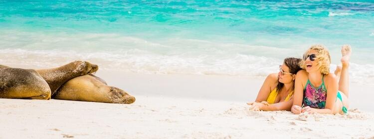 Treasure of the Galapagos Cruise Tours