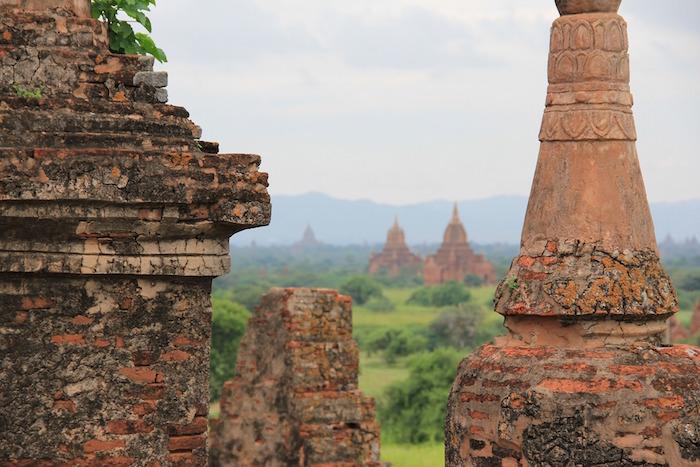 Getting from Yangon to Bagan