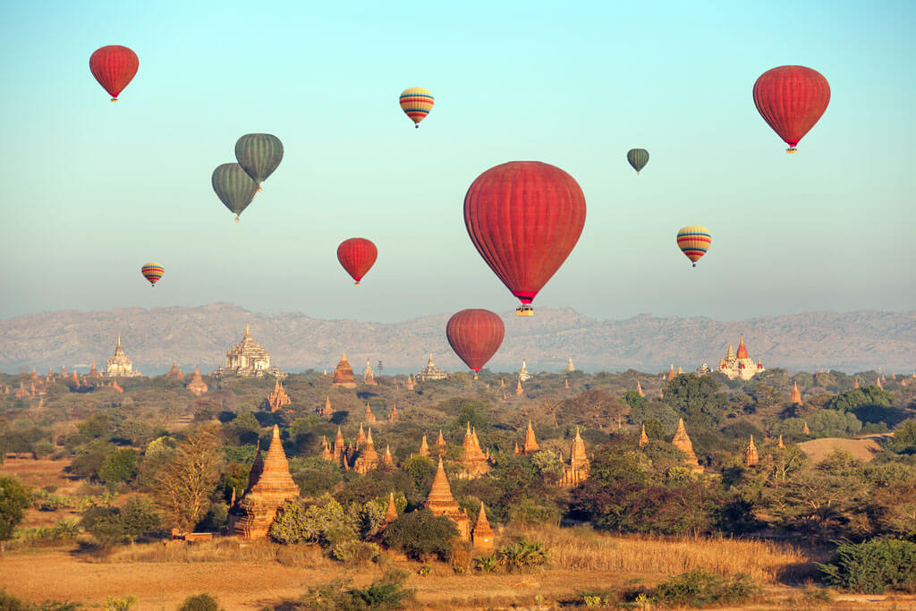 The Strand Myanmar Tours