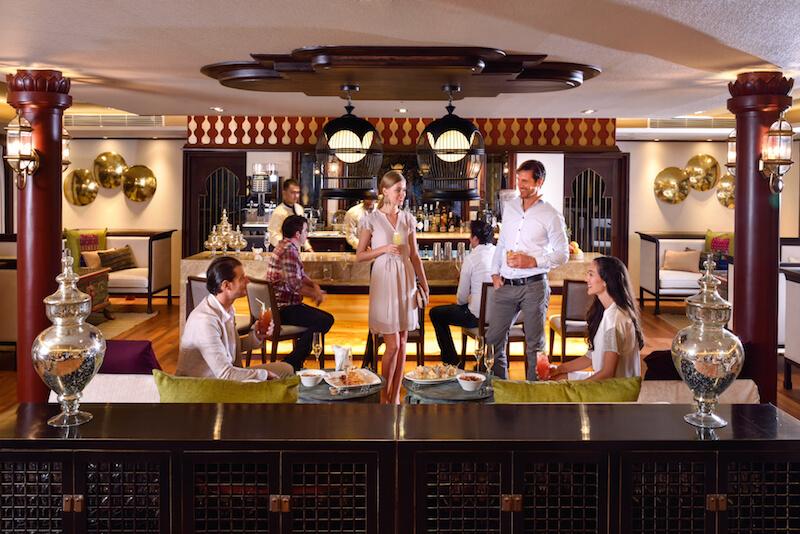 Sanctuary Ananda Cruise Bar