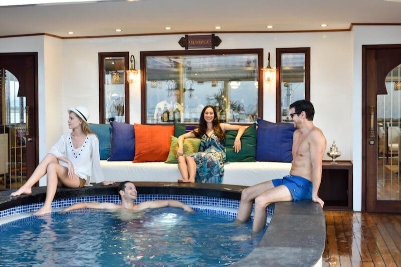 Ananda Retreats Irrawaddy Cruise