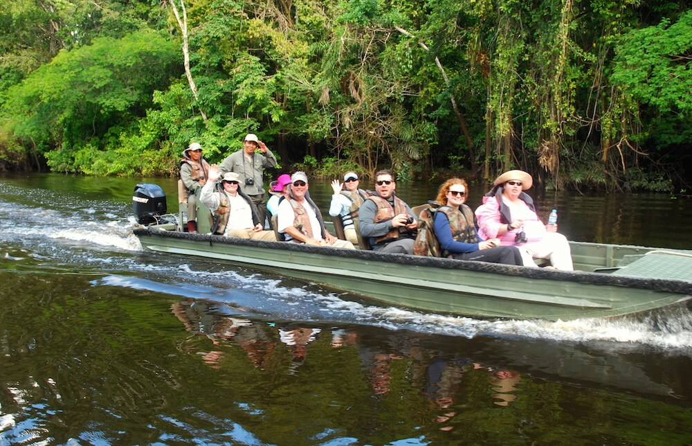 Amazon Tour Peru