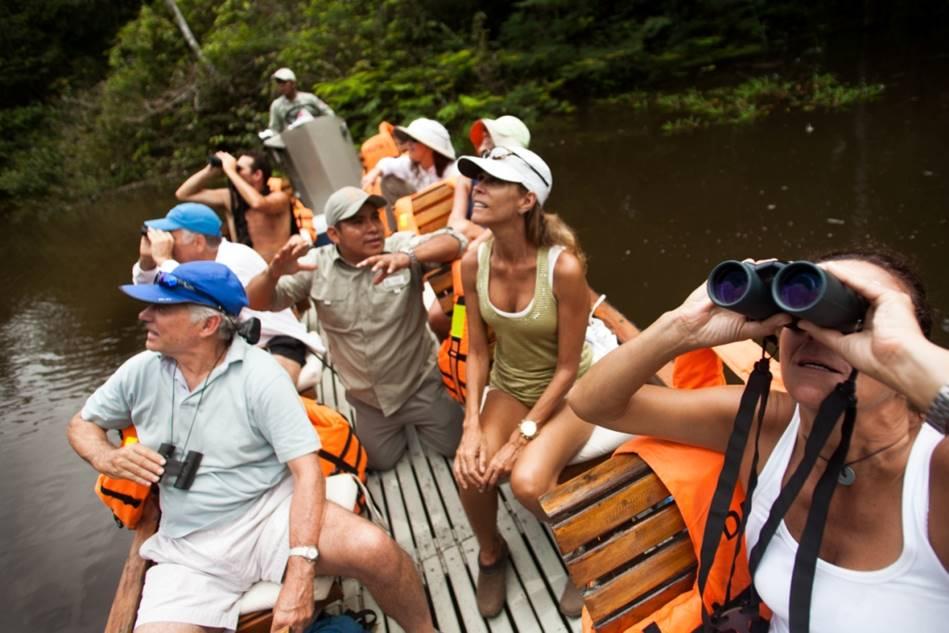 tour the Amazon River